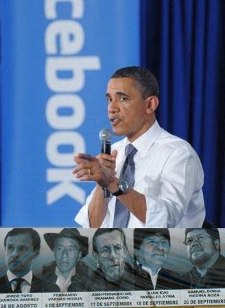 Facebook y la Política